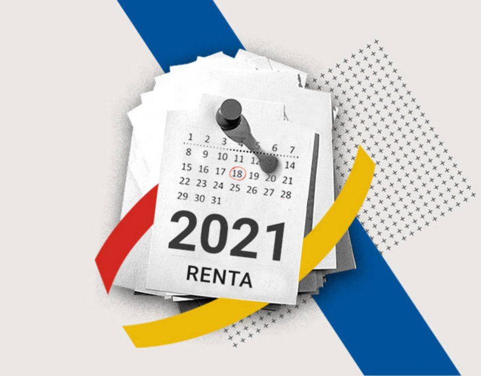 calendario de la renta 2020 2021 fechas y plazos de la campana para presentar la declaracion 960x750 - RENTA 2020